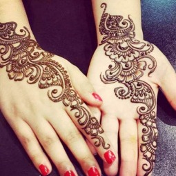 Casual Mehendi for All Occasions